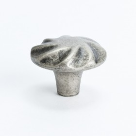Knob (Weathered Nickel) - 1 5/16""