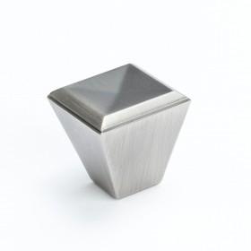 """Knob (Vintage Nickel) - 1 1/8"""""""