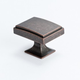 Knob (Weathered Verona Bronze) - 1 9/16""