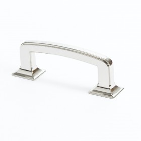 Pull (Polished Nickel) - 3""