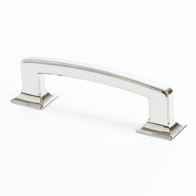 Pull (Polished Nickel) - 96mm