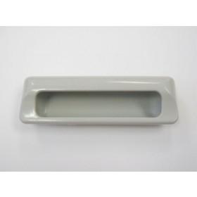 "ADA Plastic Recess Pull (Gray) - 5 1/4"""