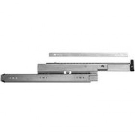 """Heavy Duty File Drawer Slides (Over Extension) 16"""""""