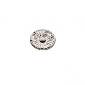 "Knob (Satin Nickel) - 1 1/2"""