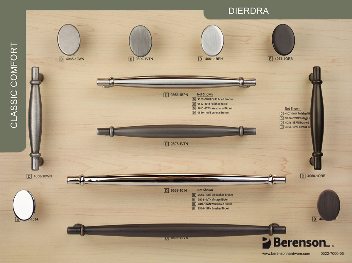 Bernson - Dierdra Display Board
