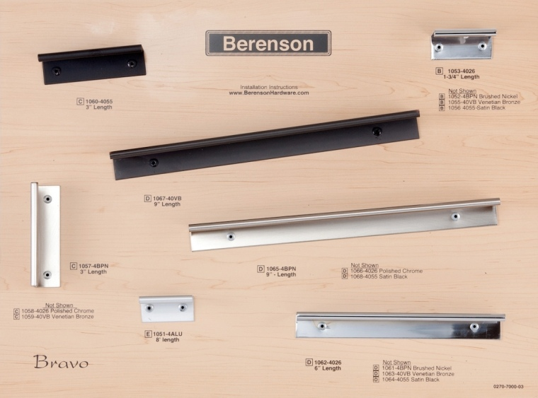 Bravo Berenson Hardware Board