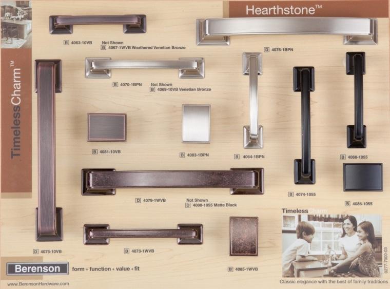 Hearthstone Decorative Hardware Board by Berenson