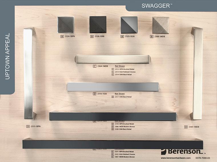 Swagger Berenson Hardware Board